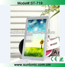 7 inch android 4.1 tablet with dual core 1.5ghz and IPS touch screen 1024*600 pixel