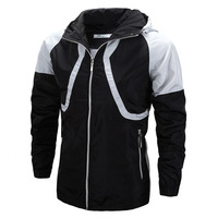 Korean Style Hooded Sun Protective Jacket