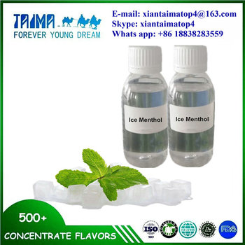 Ice Menthol fragrance and flavor for Soap,detergent and personal care