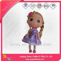elf oriental china doll toy