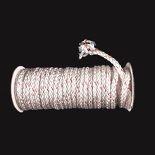 2018 Hot Sale Colored Braided Polyester Starter Pull Cord Rope