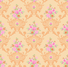 washable cheap flower Design home decor wallpaper for bedroom