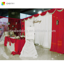 Ida new <span class=keywords><strong>oriental</strong></span> cortinas 2013 para wedding/feria/exposición decoracion