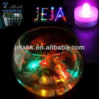 China wholesale led lights candle lea floating tea light