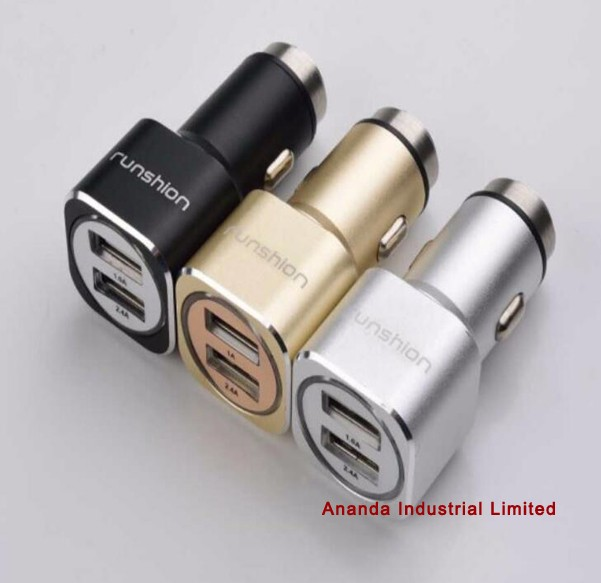 100% Original best promotional phone accessories car usb charger for cell phone
