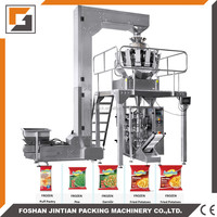 Automatic Pouch Packing Machine Potato Chips