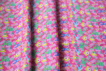 65/35polyster cotton poplin printed fabric
