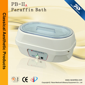 Hand and foot care paraffin wax warmer/heater & aluminium FROM direct factory with CE certificate