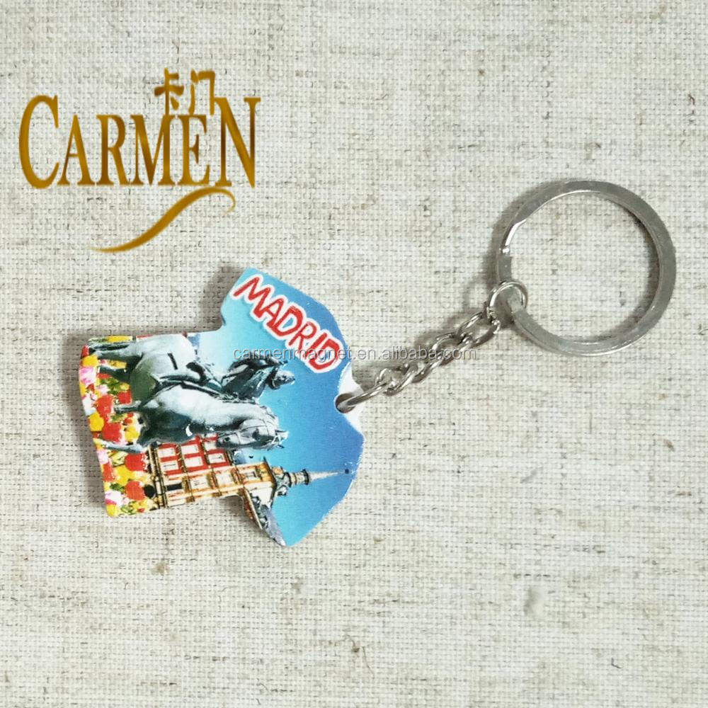 Reasonable price and unqiue design with key chain in customized