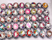 animation cartoon spining gyro rotation pocket watch for50 PIECES with70 boxes