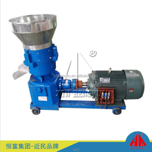 Feed Pellet forming machine Flat Die Pellet Mill for poultry feed making