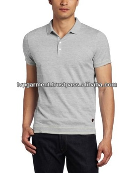 High Quality and Perfect Service OEM Clothing Manufacturer Men's Cotton Polo Short Sleeve Design from VietNam