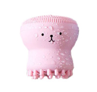 Face Cleaning Brush Skin Care Brush Multifunctional Cute Octopus Shape Facial Cleansing Brush