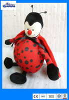 Big belly Baby Bed Sound soft Bug LADY BUG toy
