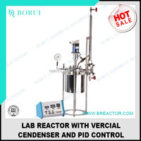 3L reactor / chemical reactor / stirred tank reactor