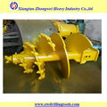 Boreholes Earth Augers/ Ground Drilling Machines for Sales