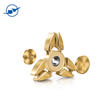Factory cheap price aluminum fidget spinner for kids toys
