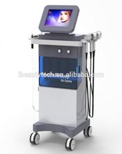 SPA12 Skin Spa System portable microdermabrasion machine/diamond peel machine/hydradermabrasion machine