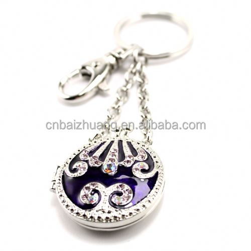 light keyring for kids custom design metal key buckle cheap keyring