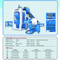 small industry making machinery QT3-25 small home production machinery
