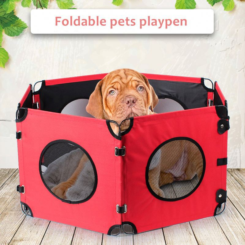 Portable Thinking Outside Cardboard Insulated Dog House