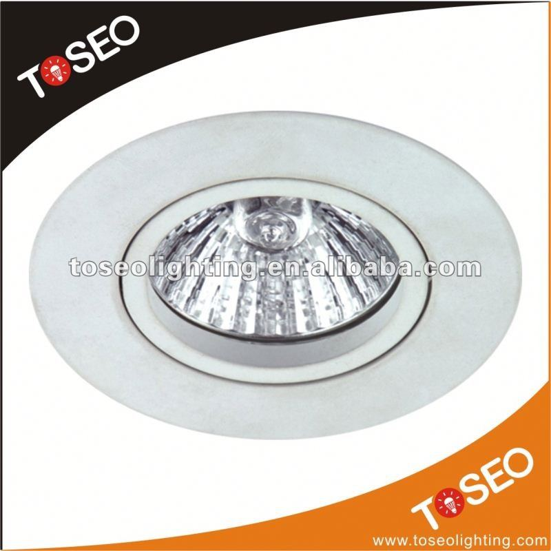 high quality halogen gu10 down light