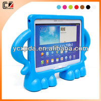 2014 ultra cool stand EVA case for tablet PC,Kidz cover case for iPad Air