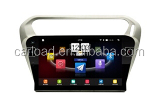 2 Din Peugeot car with peugeot 301 car dvd for android peugeot