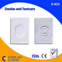 Best High Qulaity Orthopedic Silicone Corn Patch, Foot Corn Pad