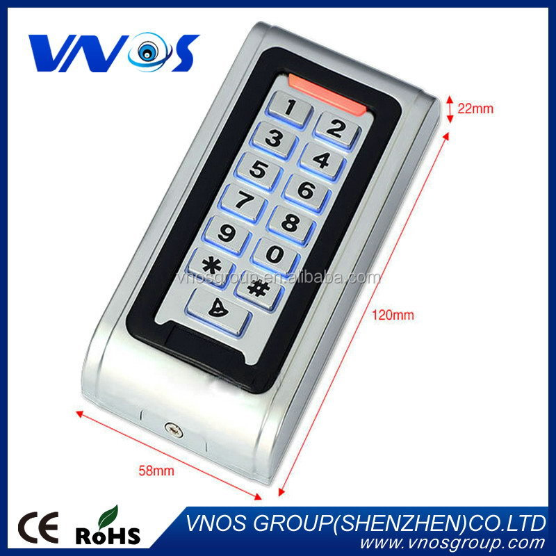 Updated factory direct door rfid standalone access control
