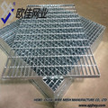 China factory supply steel grid decking