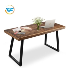 Simple Design Wooden Living Room Table With premium metal