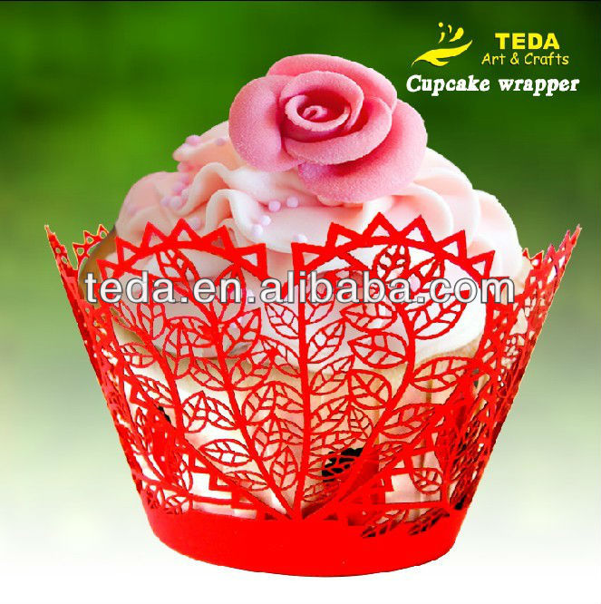 World Cup Brazil 2014 Cake Accessory cupcake wrapper(ZB-105)