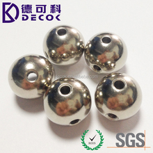 40mm stainless steel ball with hole