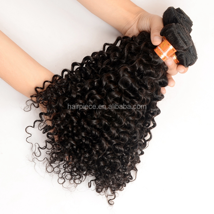 Factory Large Stock Wholesale Black Hair Products,High Grade 100% Human Virgin Ebony Hair South Africa