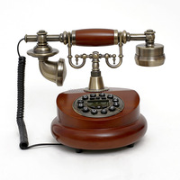 Home Old Fanshioned Corded Telephones Antique