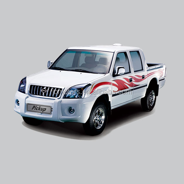 Best Quality JAC Double Cabin Mini Pickup Cargo Truck for Sale