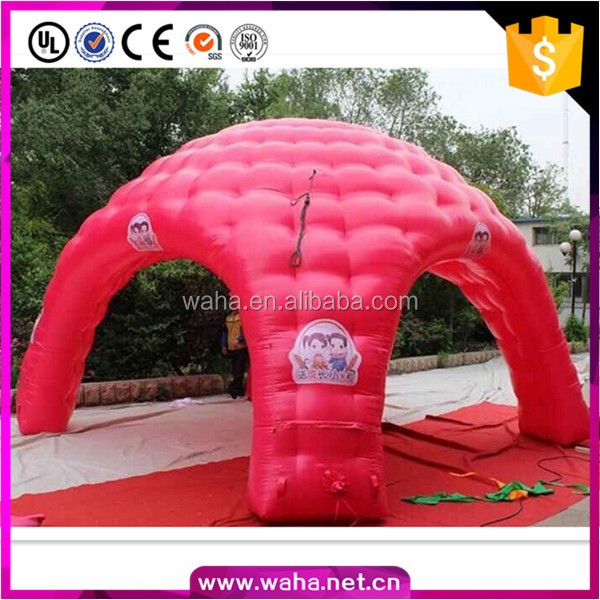 2017 inflatable air dome tent structure
