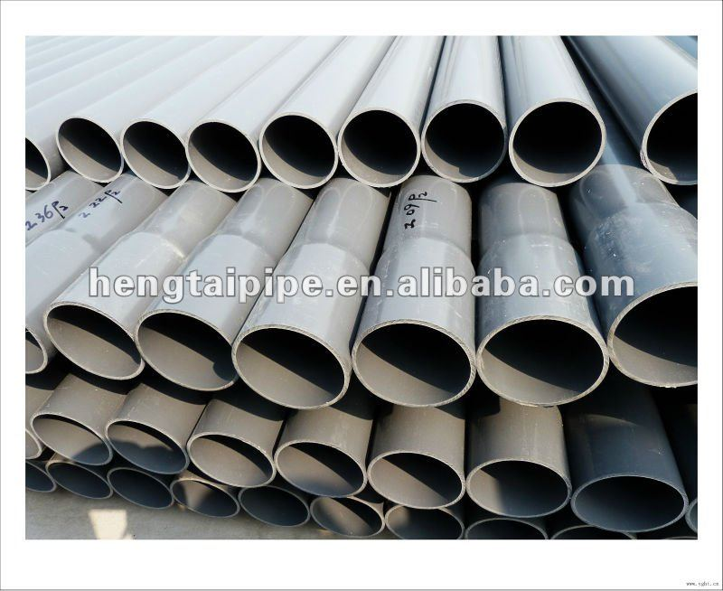 UPVC Pipe and Fitting in China