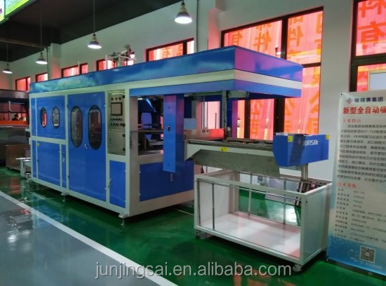 Blister/Clamshell vacuum forming machine ACF-710