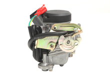20mm Big Bore Carb CVK Keihin Carburetor for Chinese GY6 50cc 60cc 80cc 100cc 139QMB 139QMA scooter Moped ATV 4 stroke carbureto