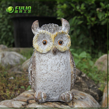 Wholesale high quality mgo owl statue garden animal