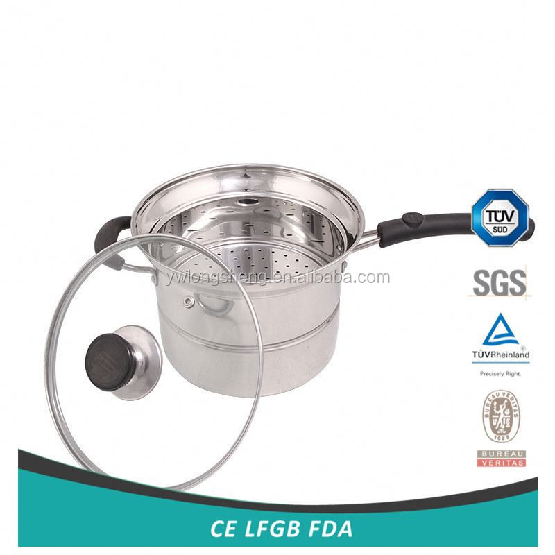 Factory sale low price stainless steel turkey frying pot with good offer