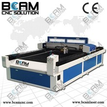 260w CO2 laser machine for metal and nonmetal with follow up system BCJ2513