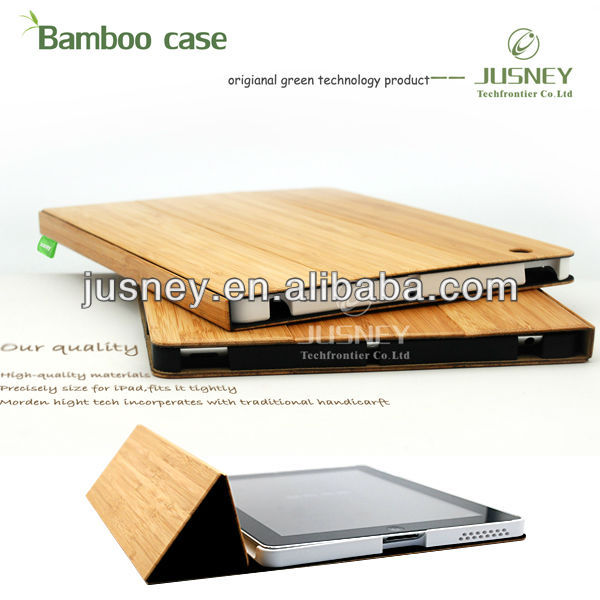 2015 Hot sale new design for macbook pro wood case for ipad