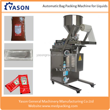 Automatic Liquid Packing/Packaging Machine Price for Water Milk Sauce 5-500ML