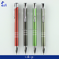 Gleaming Lacquer Finish Custom Laser Engraved Metal Pen