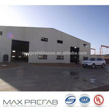 W2736 Libya cheap price steel structure low-cost pre-made low cost warehouse