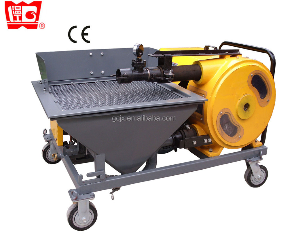 3m3/h electric cement grout pump for sale
