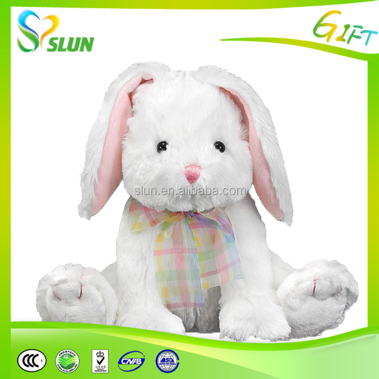 Soft Easter toy plush bunny